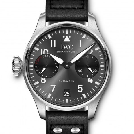 Reviewing of Top IWC Big Pilot's Watch Edition Right-Hander Flips Collection Replica Watches