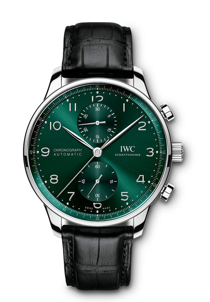 Reviewing of Top Replica IWC Portugieser Chronograph Watches