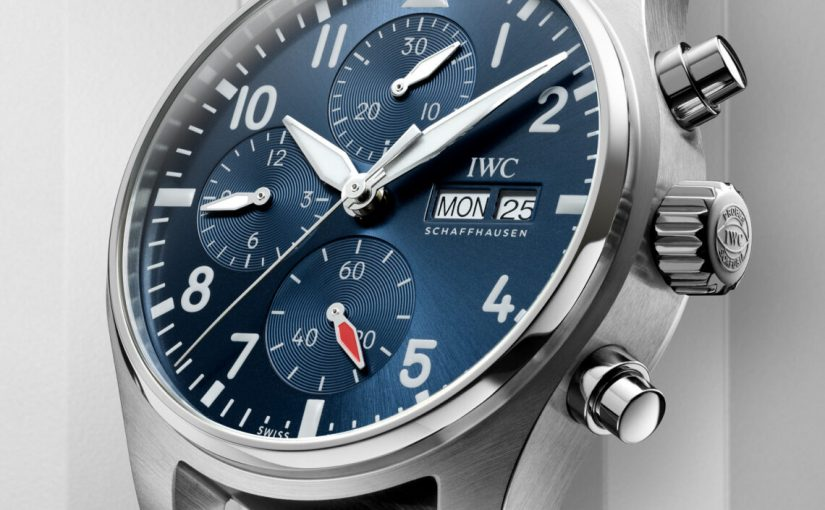 Cheap IWC Pilot's Watch Chronograph 41 Replica Watches