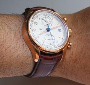 IWC Portuguese Chronograph Classic Replica Watch