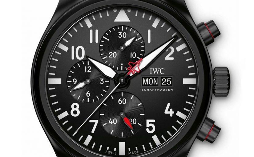 New Pilot's Replica Watch Chronograph TOP GUN Edition SFTI